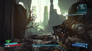Test Borderlands 2 : La Chasse au Gros Gibier de Sir Hammerlock PlayStation 3 - Screenshot 29