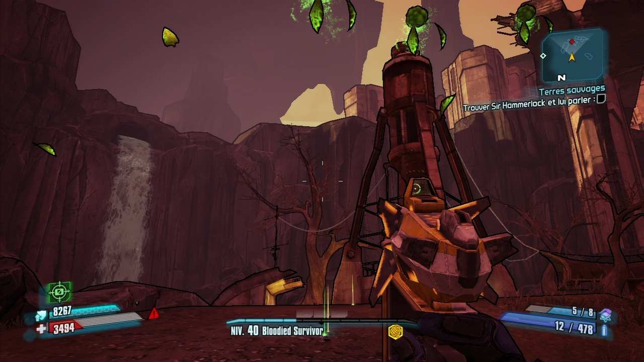 Images Borderlands 2 : La Chasse au Gros Gibier de Sir Hammerlock PlayStation 3 - 34