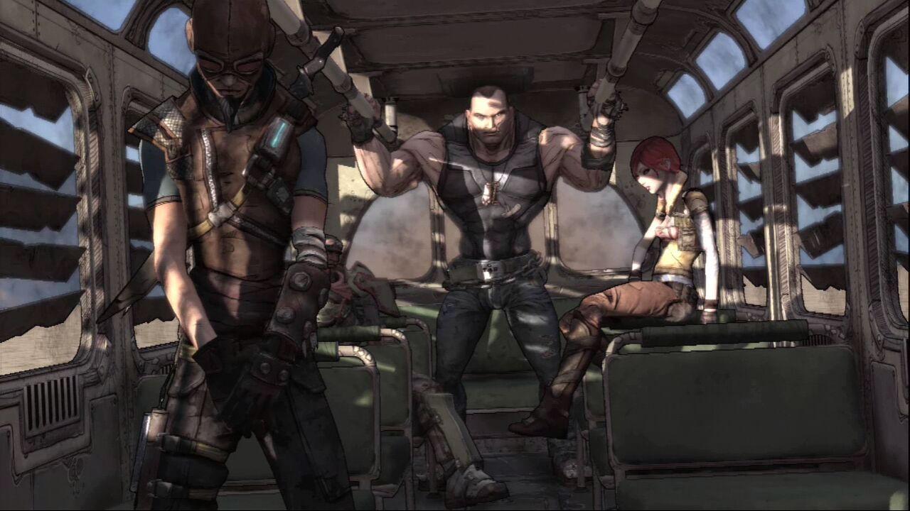 Borderlands (Jeu Playstation 3) - Images, vidéos, astuces ... Borderlands Pre Sequel Save Editor