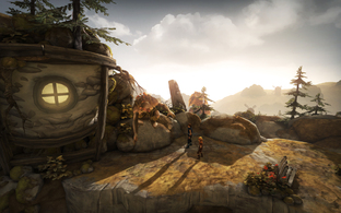 Aperçu Brothers : A Tale of Two Sons PlayStation 3 - Screenshot 20