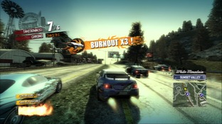Burnout Paradise PlaySta