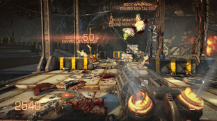 Test Bulletstorm PlayStation 3 - Screenshot 21