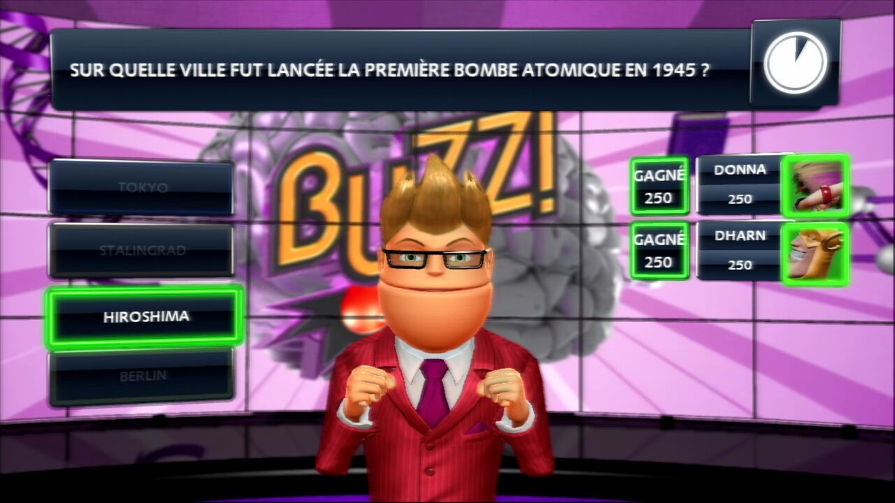 Images Buzz ! : Quiz TV PlayStation 3 - 110