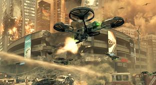 Aperçu Call of Duty : Black Ops II Playstation 3 - Screenshot 4