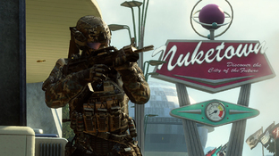 Black Ops 2 : La map Nuketown Zombies sur PC et PS3