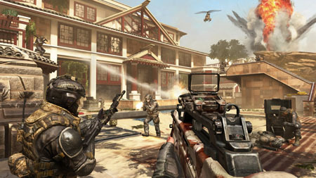 Images Call of Duty : Black Ops II - Revolution PlayStation 3 - 5