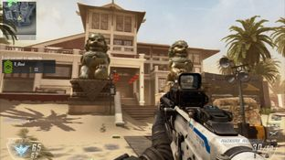 Test Call of Duty : Black Ops II - Revolution PlayStation 3 - Screenshot 8