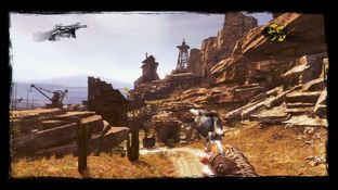 Test Call of Juarez : Gunslinger PlayStation 3 - Screenshot 41