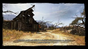Test Call of Juarez : Gunslinger PlayStation 3 - Screenshot 42