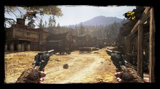 Test Call of Juarez : Gunslinger PlayStation 3 - Screenshot 43
