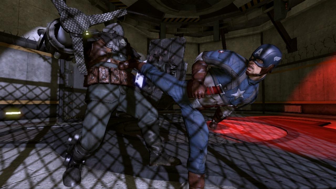 Captain America : Super Soldier- Playstation 3