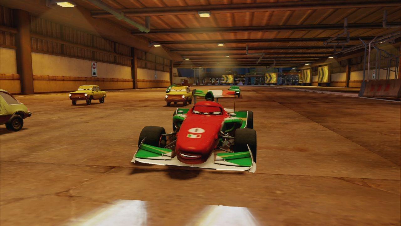 Jeuxvideo com cars 2 playstation 3 image 26 sur 114