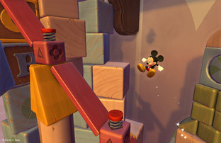 Sega et Mickey revisitent le Castle of Illusion