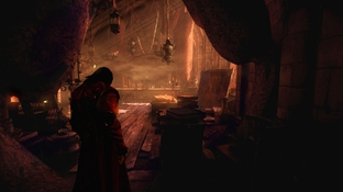 GC 2013 : Victor Belmont dans Castlevania : Lords of Shadow 2