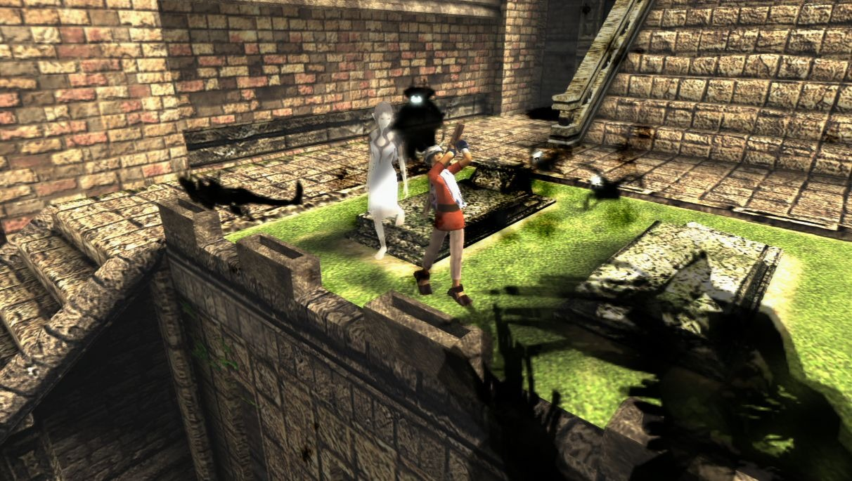 Classics HD : Ico & Shadow of the Colossus - PlayStation 3 - image 54