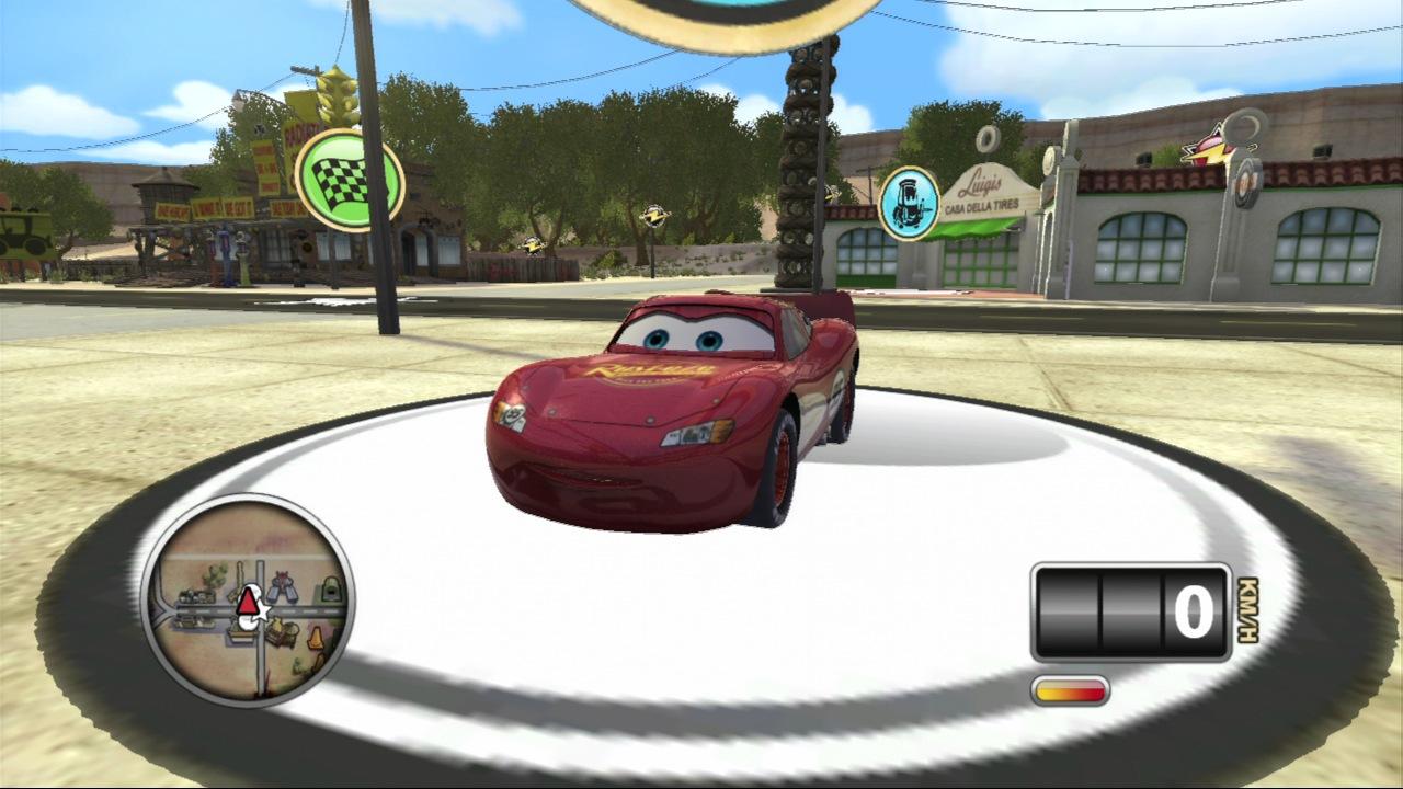 jeuxvideo.com Cars : La Coupe Internationale de Martin - PlayStation 3