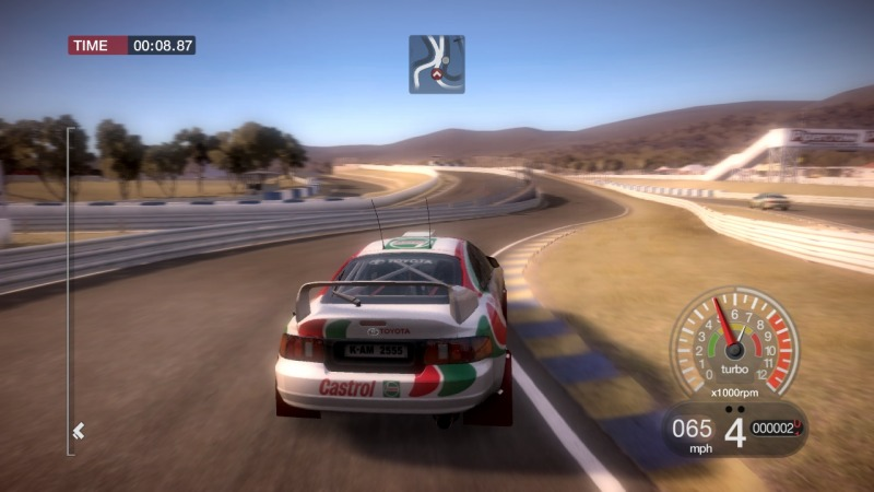 Images Colin McRae : DiRT PlayStation 3 - 27