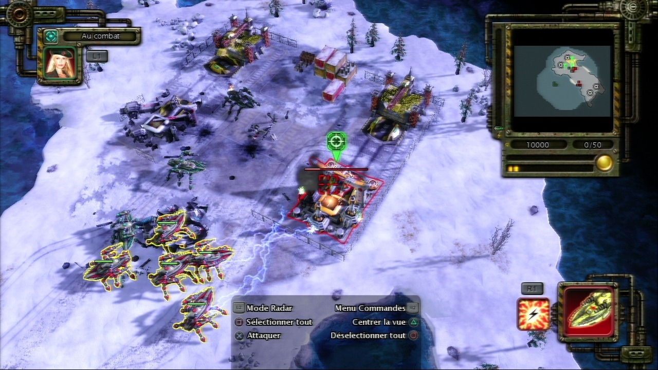 Command & Conquer : Alerte Rouge 3 : Ultimate Edition - PlayStation 3