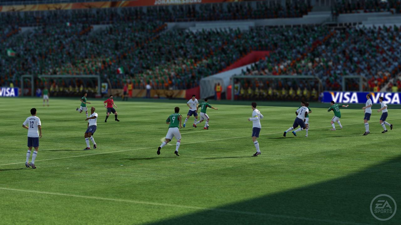 Coupe du monde de la fifa 2010 les jeux forum jvl - Coupe du monde fifa 2010 ...
