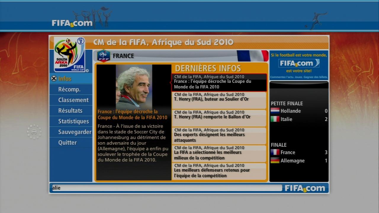 Faut arr ter les jeux videos sur le forum football manager 2010 03 05 2010 08 36 07 - Coupe du monde fifa 2010 ...