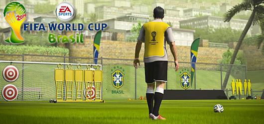 Aper u du jeu coupe du monde de la fifa br sil 2014 sur - Coupe du monde de la fifa bresil ps ...