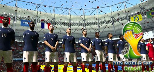 Test du jeu coupe du monde de la fifa br sil 2014 sur - Coupe du monde de la fifa bresil ps ...
