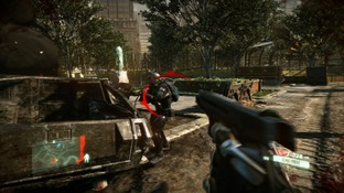 Test Crysis 2 PlayStation 3 - Screenshot 123