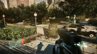 Test Crysis 2 PlayStation 3 - Screenshot 124