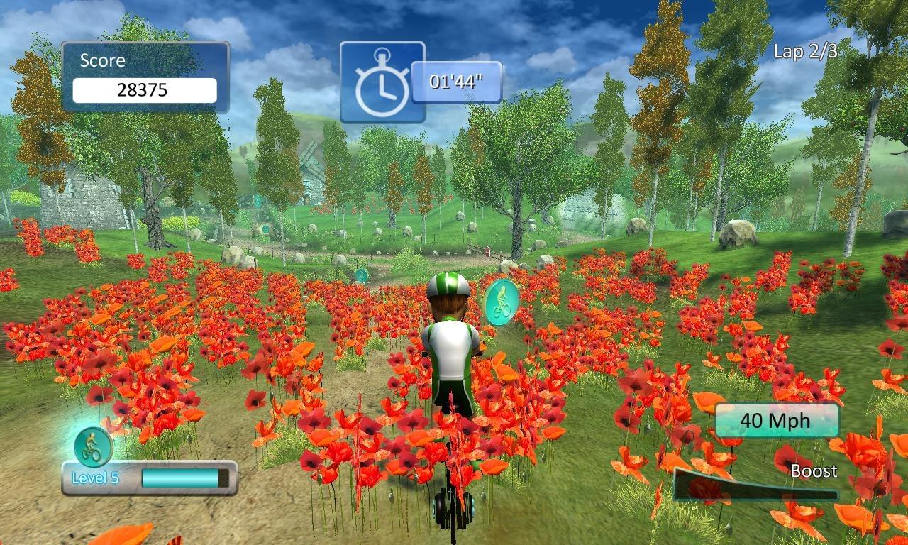 Cyberbike 2 : Cycling Sports