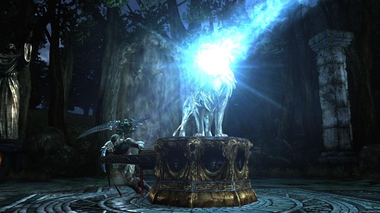 Dante's Inferno : Forêt Sombre