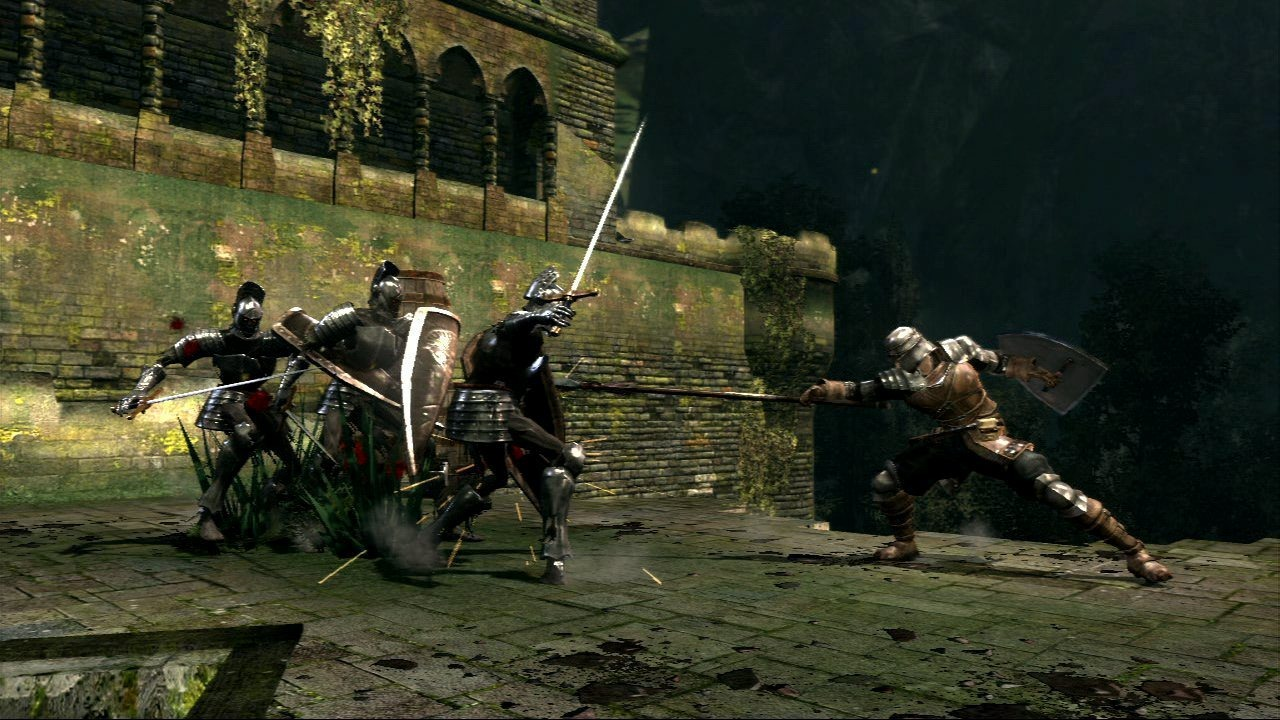 how to jump in dark souls ps3