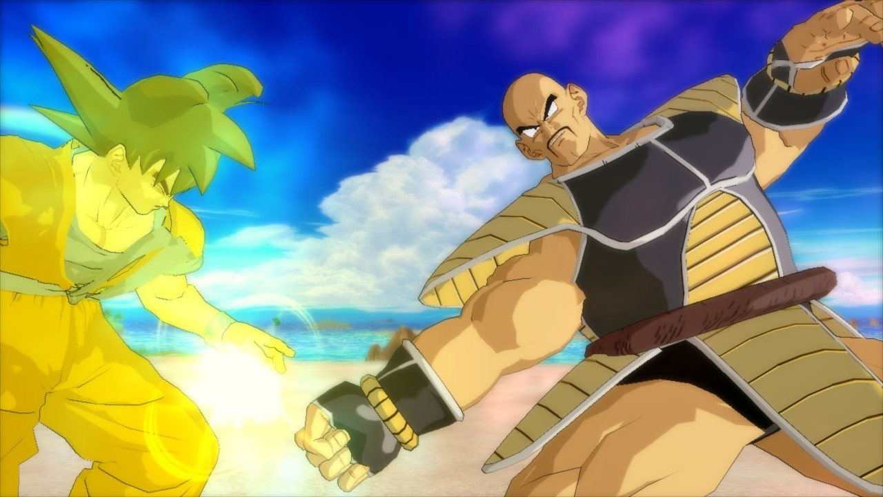 Images Dragon Ball Z : Burst Limit PlayStation 3 - 240