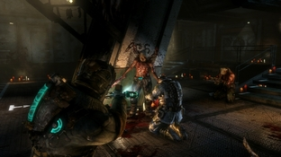 Test Dead Space 3 : Awakened PlayStation 3 - Screenshot 6