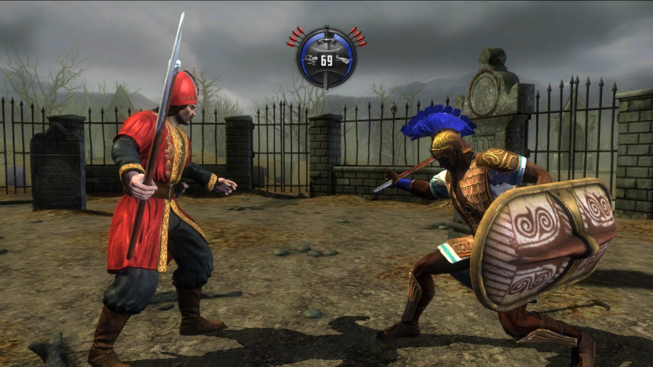 داونلود Deadliest Warrior Ancient Combat برای XBOX360