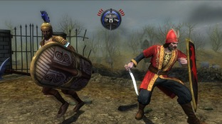 Deadliest Warrior : Ancient Combat PlayStation 3