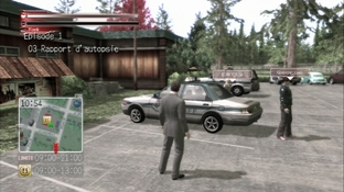 Test Deadly Premonition : The Director's Cut PlayStation 3 - Screenshot 100