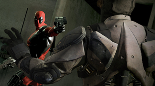 Aperçu Deadpool The Game PlayStation 3 - Screenshot 7
