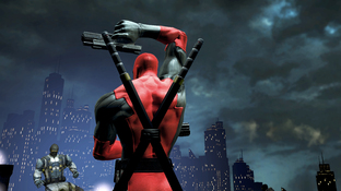 Aperçu Deadpool The Game PlayStation 3 - Screenshot 8