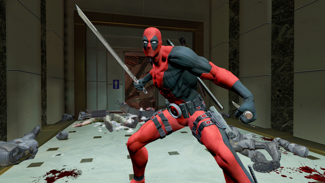 Images Deadpool The Game PlayStation 3 - 14