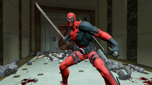 Aperçu Deadpool The Game PlayStation 3 - Screenshot 13