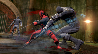 Aperçu Deadpool The Game PlayStation 3 - Screenshot 14
