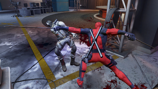 Aperçu Deadpool The Game PlayStation 3 - Screenshot 16