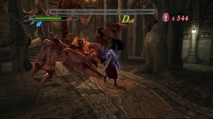 Devil May Cry HD Collection PS3 - Screenshot 84