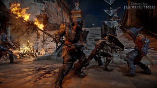 Aperçu Dragon Age Inquisition PlayStation 3 - Screenshot 12
