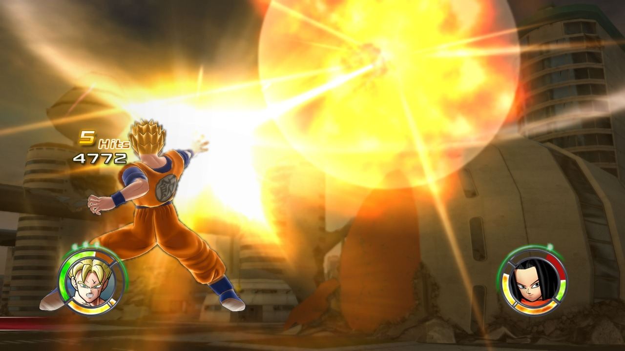 .com Dragon Ball Raging Blast 2 - PlayStation 3 Image 81 sur 259