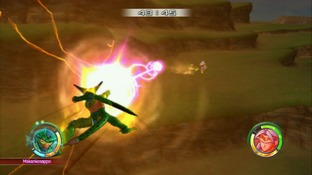 Test Dragon Ball Raging Blast 2 PlayStation 3 - Screenshot 209