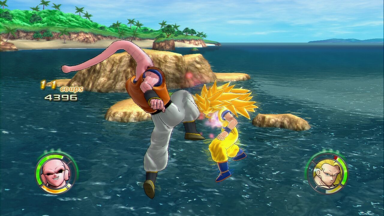 .com Dragon Ball Raging Blast 2 - PlayStation 3 Image 216 sur 259