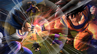 Images Dragon Ball Z : Battle of Z PlayStation 3 - 1