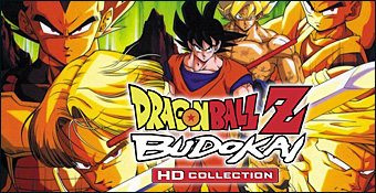 Dragon Ball Z : Budokai HD Collection