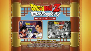 Dragon Ball Z : Budokai HD Collection PlayStation 3